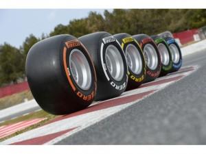 F-1: Análisis de los neumáticos del 2015