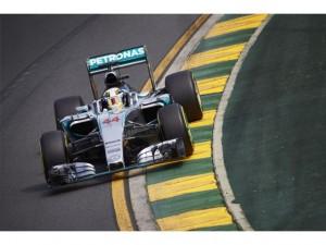 F-1:  Hamilton dominó en Australia