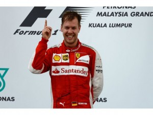 F-1: análisis del triunfo de  Vettel
