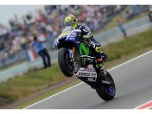 Moto GP Assen: Gran triunfo de Rossi