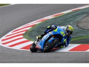 Moto GP:  Aleix Espargaró al frente