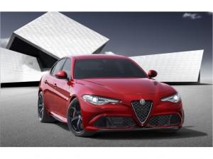 Presentación: Alfa Romeo Giulia