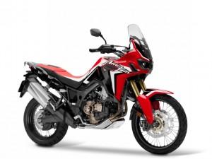 Presentación: Honda CRF 1000 L Africa Twin