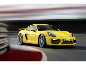 Análisis: Porsche Cayman GT4