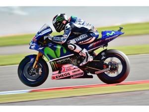 Moto GP en Silverstone: Lorenzo sigue firme