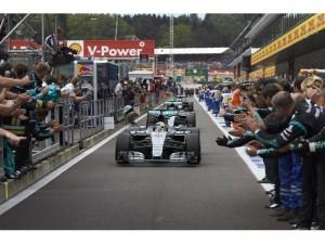 F-1 en Spa: análisis de la victoria de Hamilton