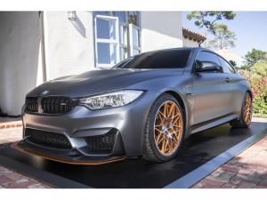 Presentación: BMW M4 GTS Concept