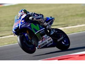 MotoGP San Marino: Lorenzo el más rápido
