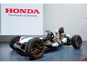 Presentación: Honda Project 2&4