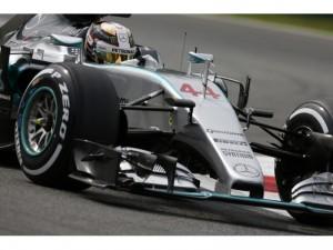 F-1 Monza: Hamilton, sin presión