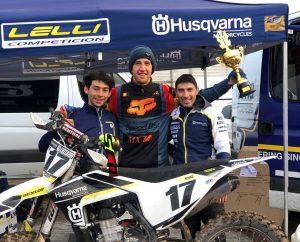 Campeonato Argentino de MX: Luzzardi campeón