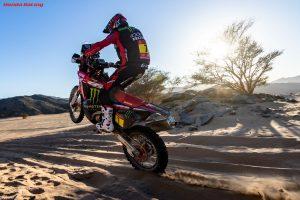 Dakar Etapa 2: Los argentinos al acecho