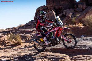 Dakar Etapa 3: Por la buena senda